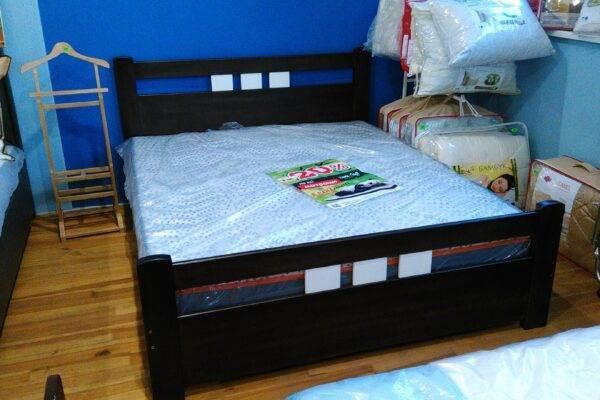 Двоспальне ліжко Геракл фото