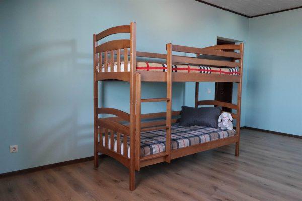 Двоярусне дитяче ліжко Бембі купити