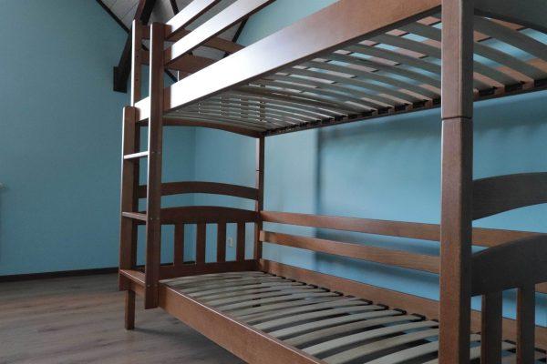 Двоярусне ліжко Бембі відгуки
