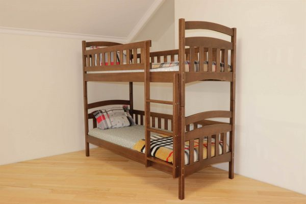 Двоярусне ліжко Білосніжка фото