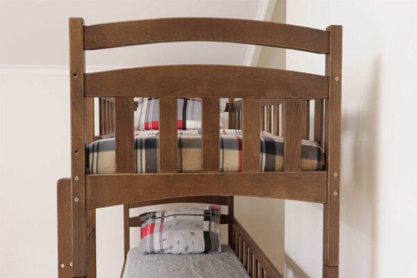 Двоярусне ліжко Білосніжка фабрика дрімка