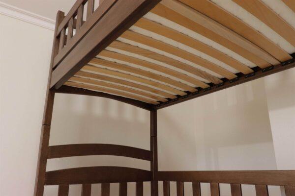 Двоярусне ліжко Білосніжка замовити
