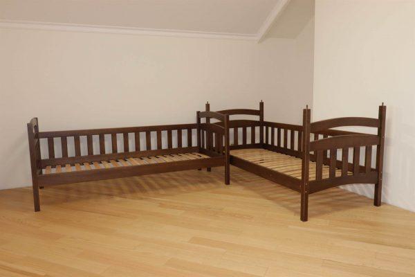 Ліжко трансформер Білосніжка фото
