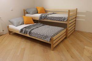 Ліжко з додатковим спальним місцем Сімба доставка
