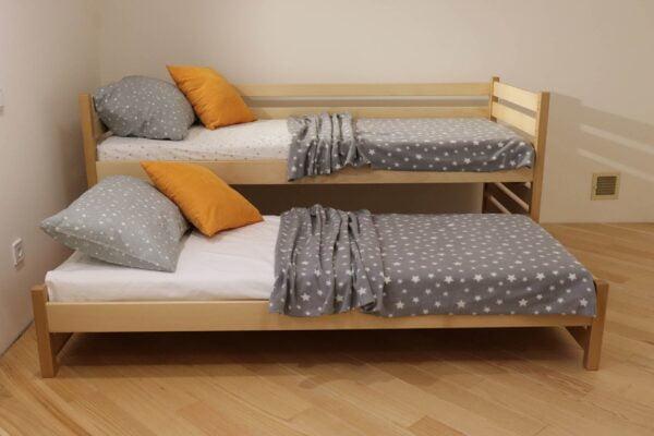 Ліжко з додатковим спальним місцем Сімба купити