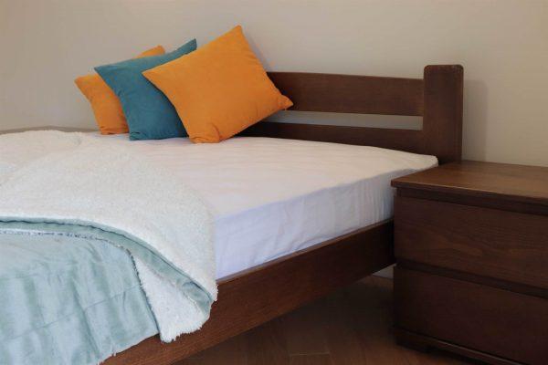 Двоспальне ліжко Дональд з приліжковими тумбами купити