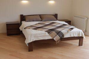 Двоспальне ліжко Дональд з приліжковими тумбочками купити