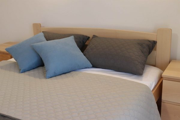 Букове двоспальне ліжко Каспер Дрімка