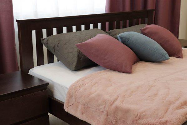 Велике двоспальне ліжко Жасмін купити