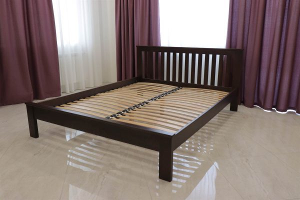 Ліжко Жасмін з низьким узніжжям каркас відгуки