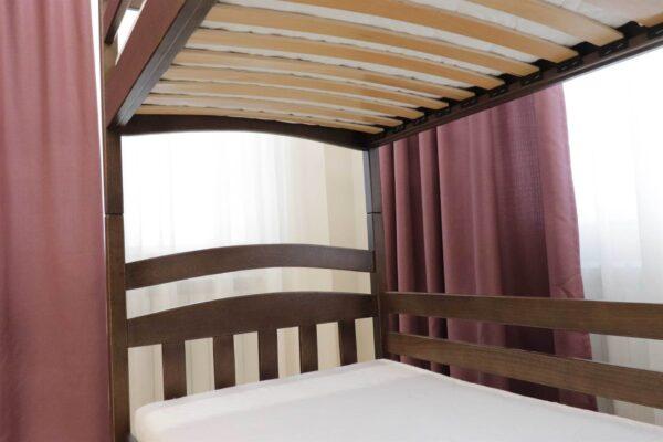 Двоярусне ліжко з підйомним мехнанізмом Бембі доставка