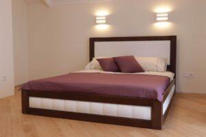 Двоспальне ліжко Амелія з підйомним механізмом замовити