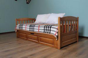 Одноярусне ліжко з підйомним механізмом Немо купити