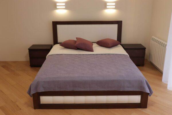 Двоспальне ліжко Амелія з підйомним механізмом купити