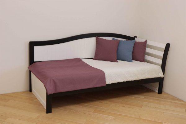 Односпальне ліжко з дерева Софі замовити