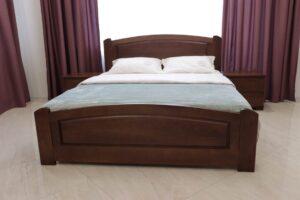 Двоспальне ліжко Едель фабрика дрімка купити