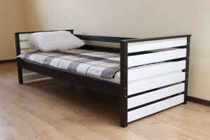 Дитяче ліжко Телесик з дерева Дрімка ціна