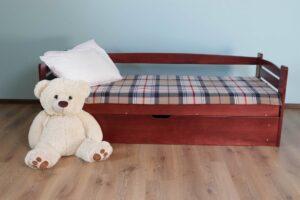 Односпальне ліжко Карлсон з нішою та підйомником купити