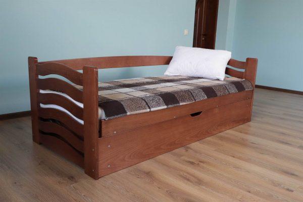 Одноярусне ліжко Міккі Маус з підйомним Механізмом Купити