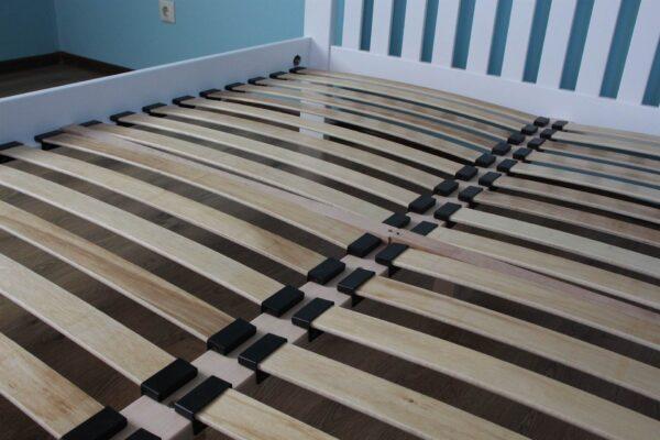 Двоспальне ліжко Жасмін фото