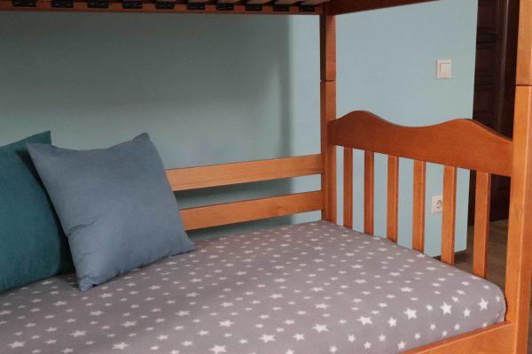 """Двоярусне ліжко """"Мауглі"""" купити"""