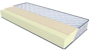 Матрац ортопедичний ozon / озон Sleep&Fly Silver Edition ЕММ