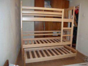 Мауглі тріо ліжко для трійні