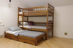 Трехэтажная кровать Том и Джерри фабрика Дримка