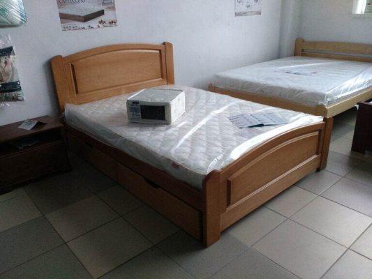 Двоспальне ліжко Едель ціна