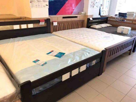 Двоспальне ліжко Геракл ціна