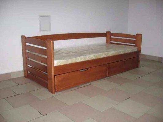 Одноярусне ліжко Карлсон фото