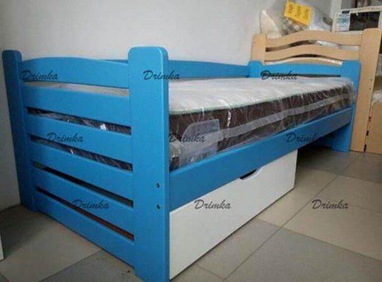 Ліжко для хлопчика Карлсон