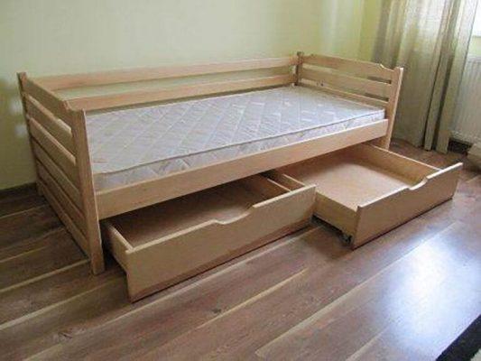 Підліткове ліжко Котигорошко від виробника