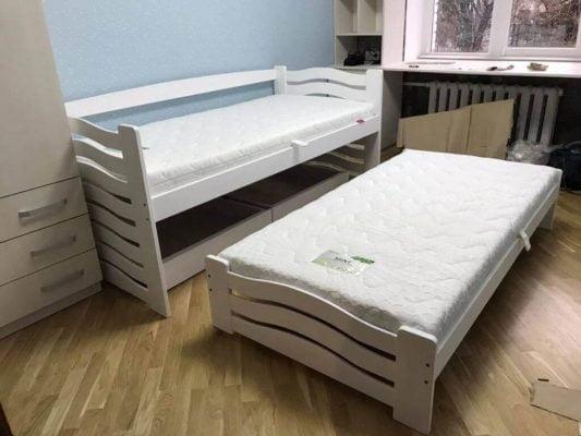 Ліжко з виїзним спальним місцем Мальва купити