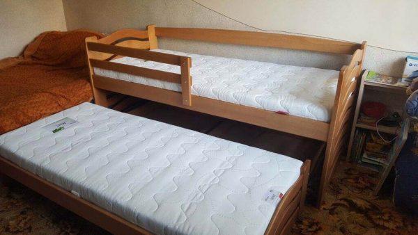 Ліжко з виїзним спальним місцем Мальва замовити