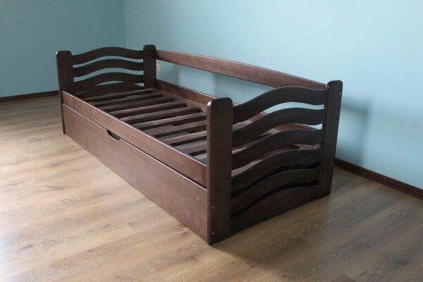 Ліжко односпальне Колобок Міккі Маус