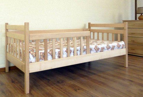 Ліжко для дітей Моллі Буратіно від фабрики Дрімка