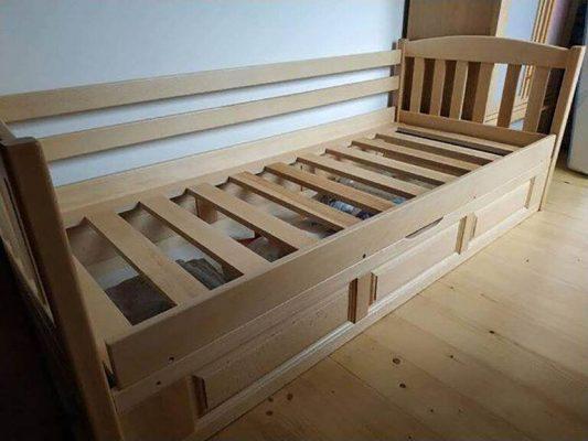 Дитяче односпальне ліжко Немо з механізмом відгуки