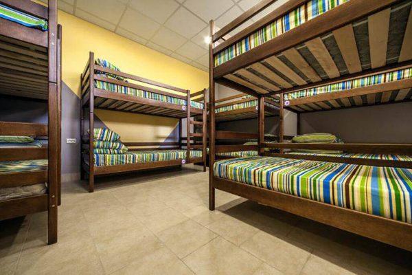 Двухэтажная кровать Шрек отель