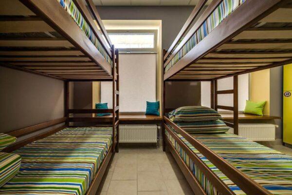 Двухэтажная кровать Шрек хостел
