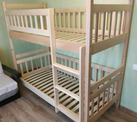 Двухэтажная кровать Том и Джерри заказать