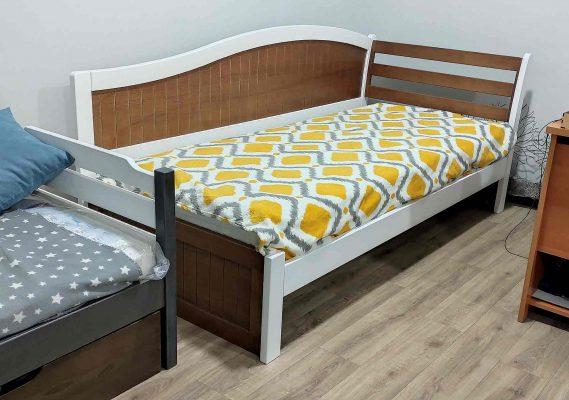 Односпальне ліжко Софі комбіновані кольори