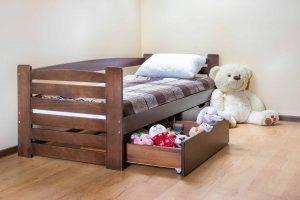 Ліжко Карлсон з шухлядами