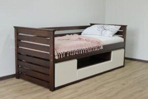Ондоспальне ліжко Телесик максі maxi